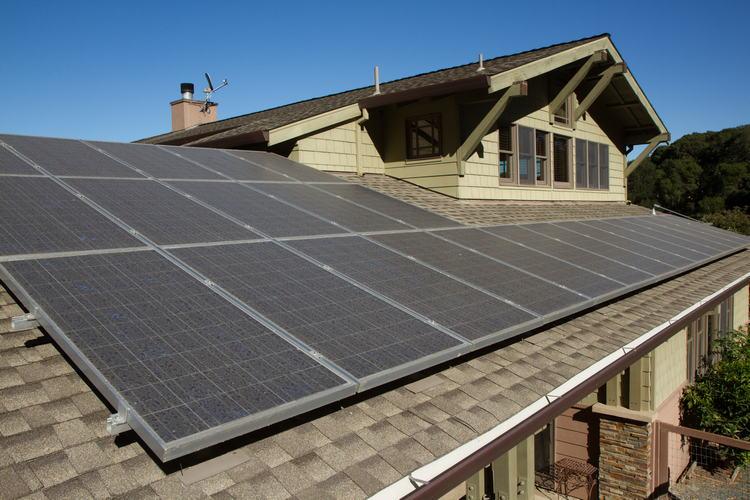 Solar Roofing Installation